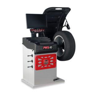 Atlas Platinum PWB90 Wheel Balancer