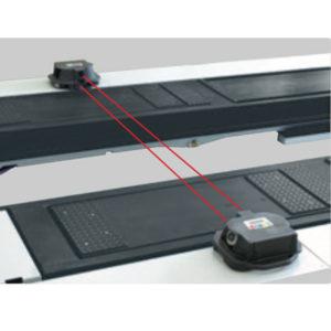 PWA-3D lift compensation